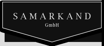 Logo Samarkand GmbH